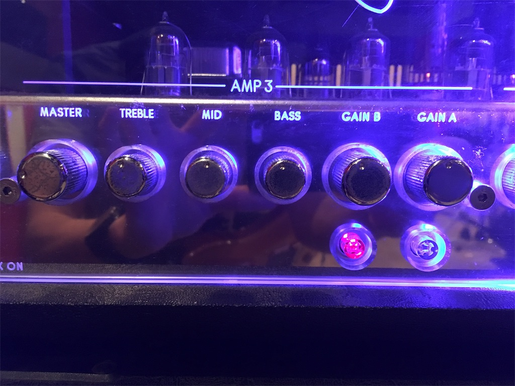Hughes and Kettner Triamp Mk2