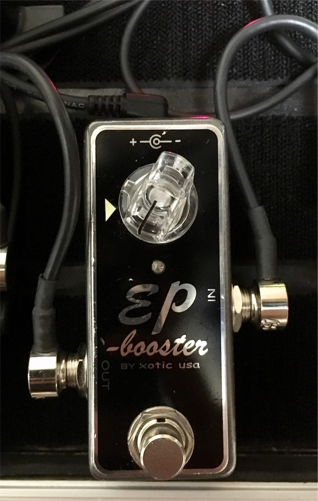 Xotic EPbooster