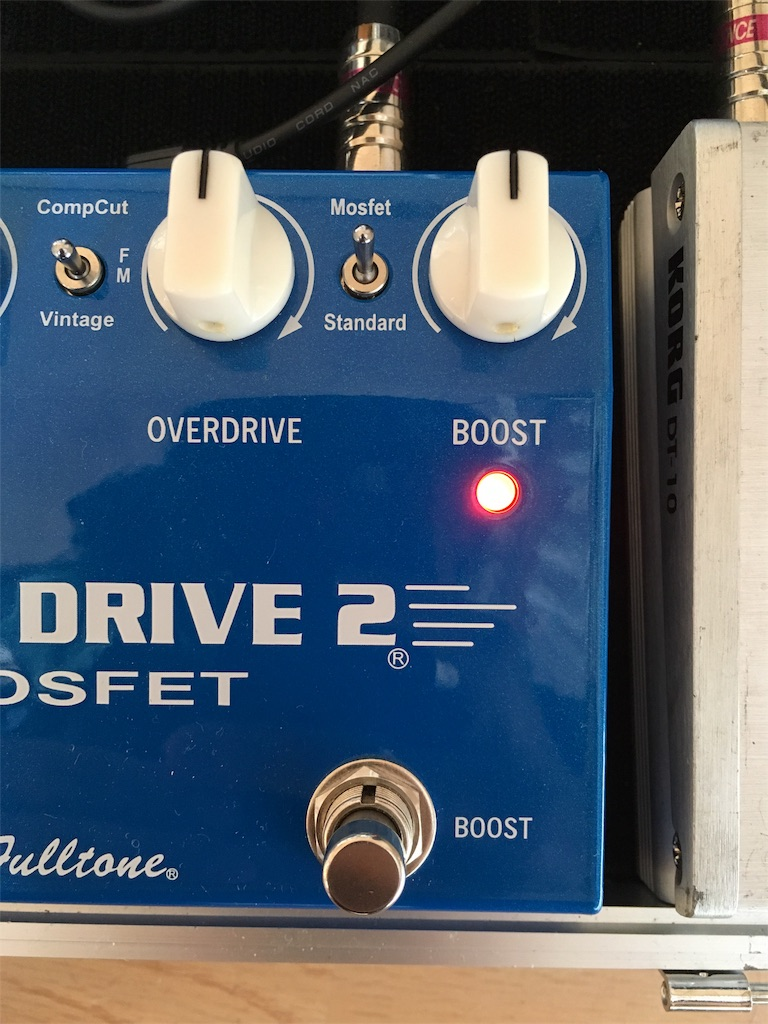 FULL-DRIVE2 MOSFET BOOST