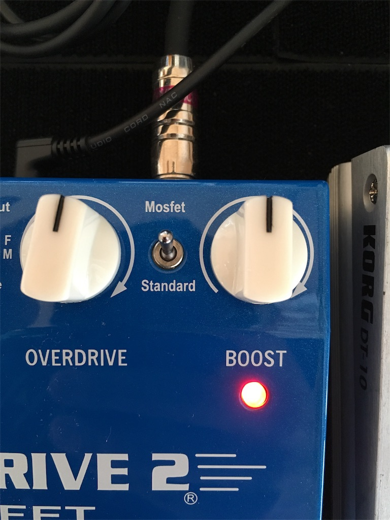 FULL-DRIVE2 MOSFET BOOSTミニスイッチ