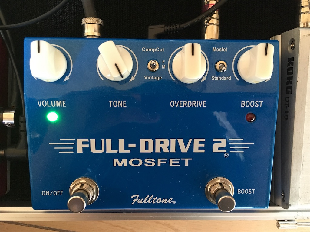 FULL-DRIVE2 MOSFET TONE