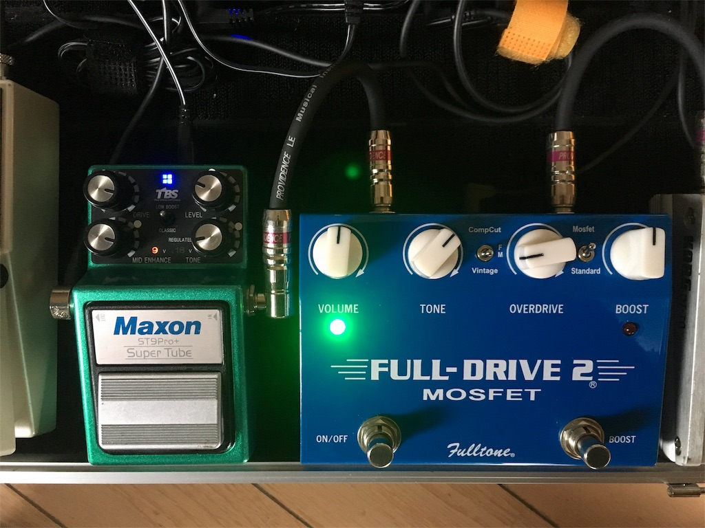 FULL-DRIVE2 MOSFETとST9Pro+