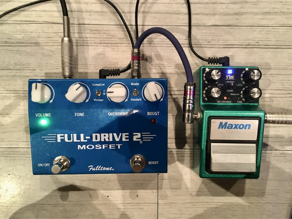 ST9Pro+とFULL-DRIVE2 MOSFET