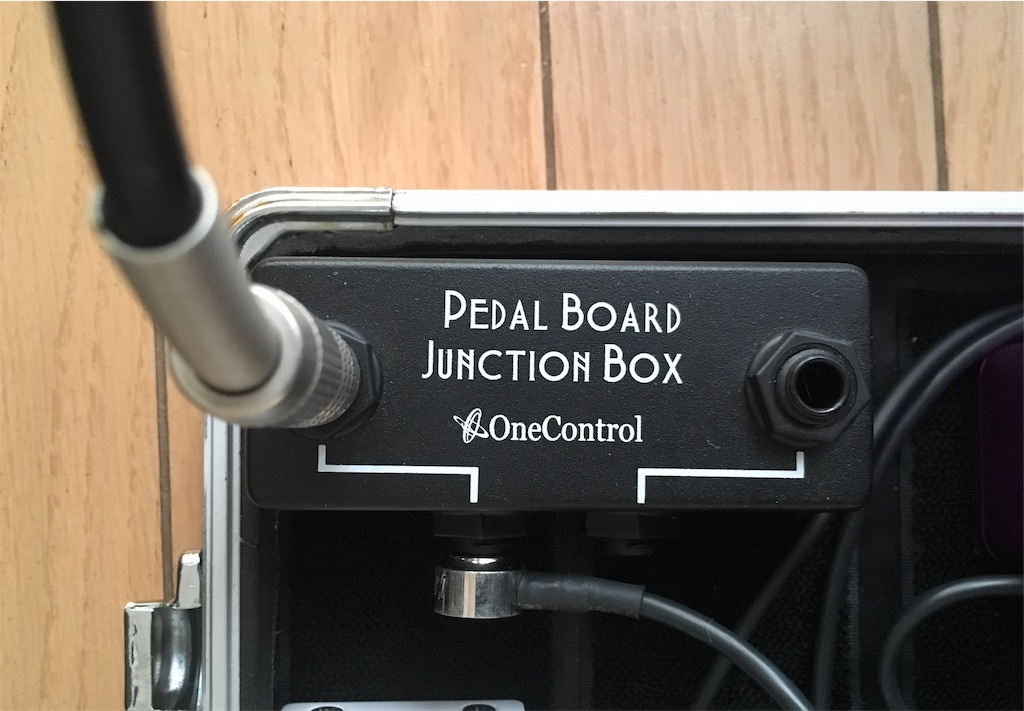 Pedal Board Junction Boxの画像
