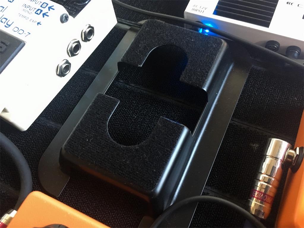 Stage Trix PEDAL RISER でエフェクターに高さをつける