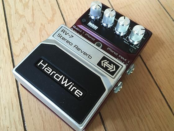 HardWire/RV-7(リバーブ)
