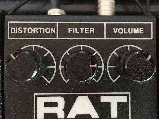 RAT2のトーンFILTERの画像です