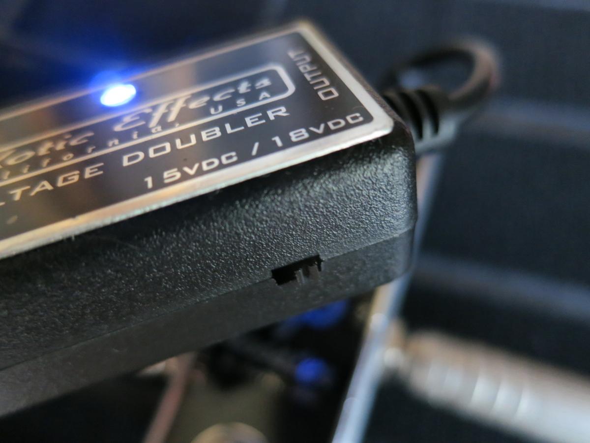 15V〜18Vのスイッチの画像です。