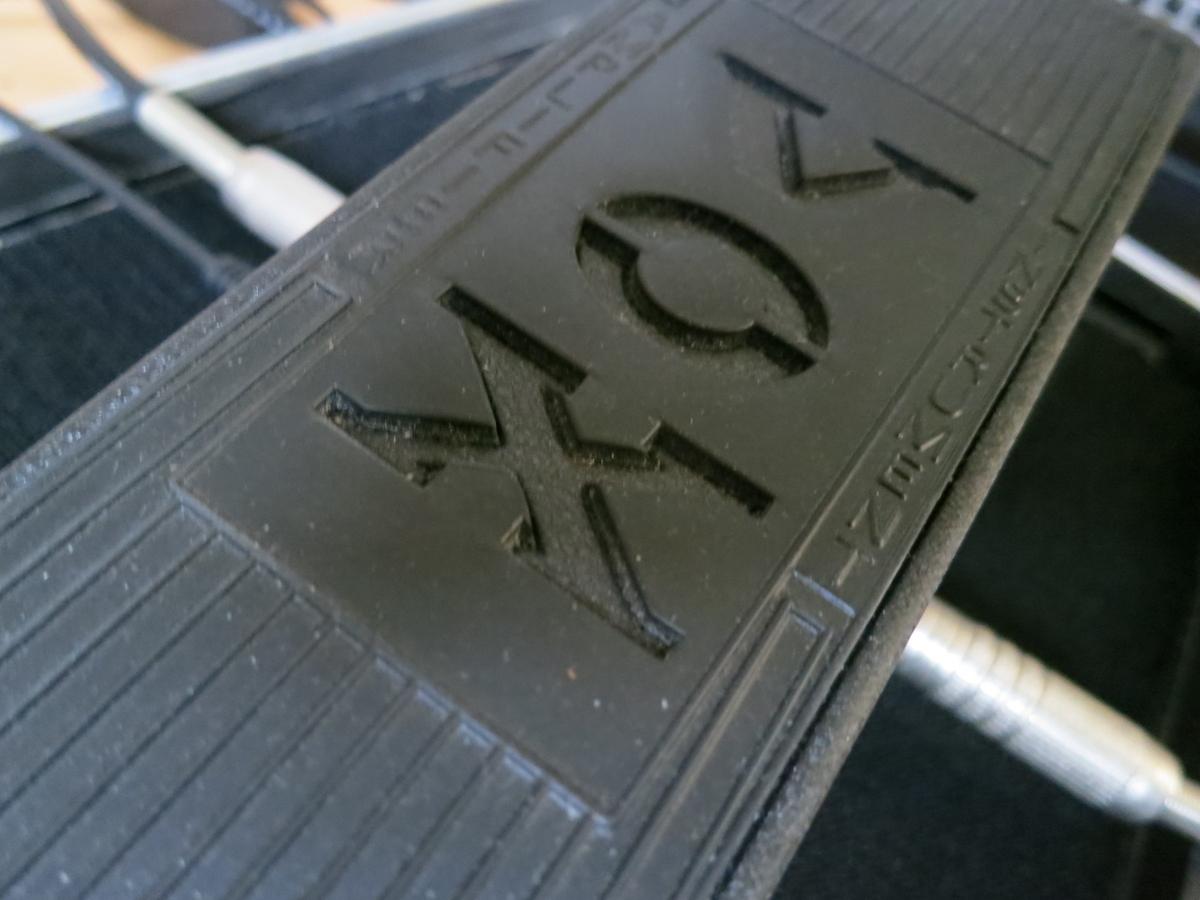 ワウペダル VOX V845の画像です。