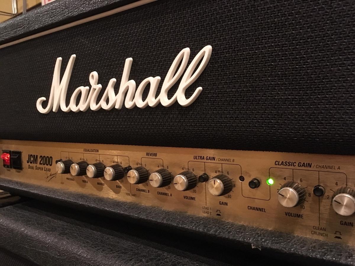 Marshall JCM2000の画像です。