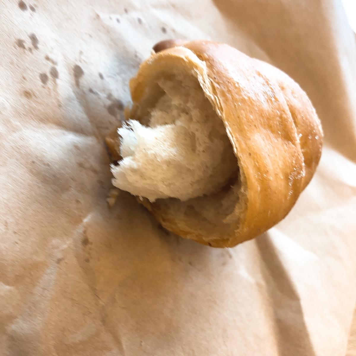 きこないコッペン道士塩パン2