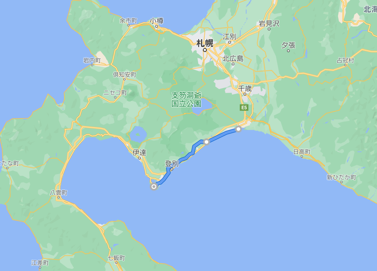 北海道一周旅18日目
