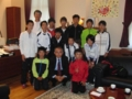 2011 Croatiaクロアチア 日本大使館に!
