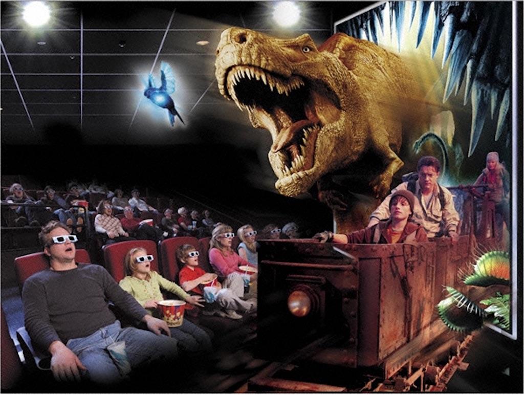 3D映画は何故衰退してしまったのか? - Junk-weed's Blog
