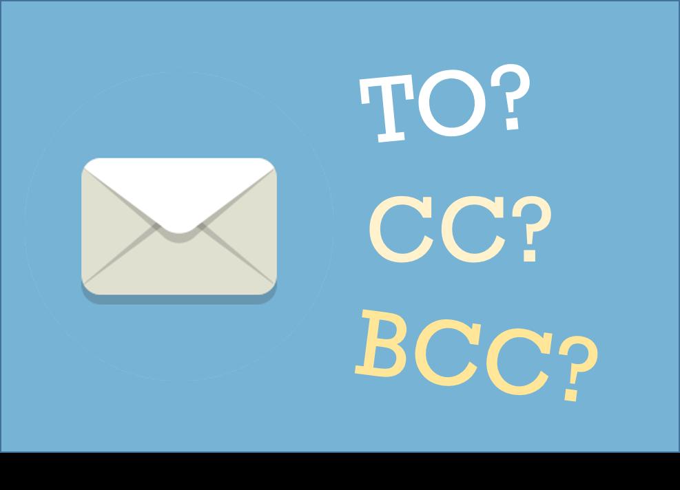 メールの「TO/CC/BCC」の使い分けって?違いと使い方を知っておこう_イメージ画像1