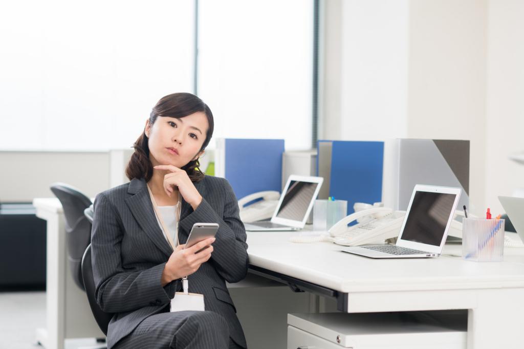 ビジネスの基本!電話応対のビジネスマナーを整理しよう