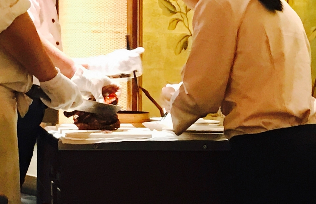 天厨菜館(開高健『天子の食事』)