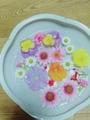 祖母がくれた樺沢さんの陶器と花
