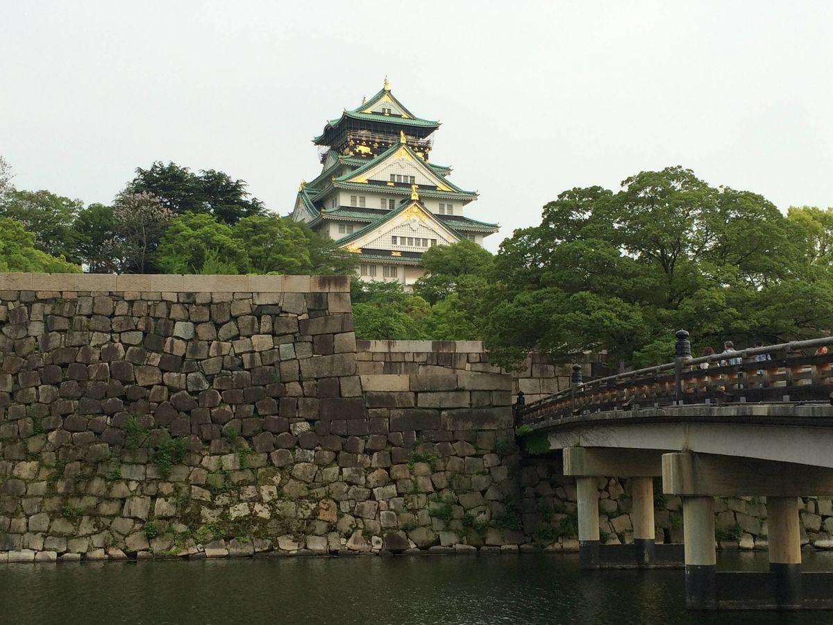daiginjo travel osaka castle