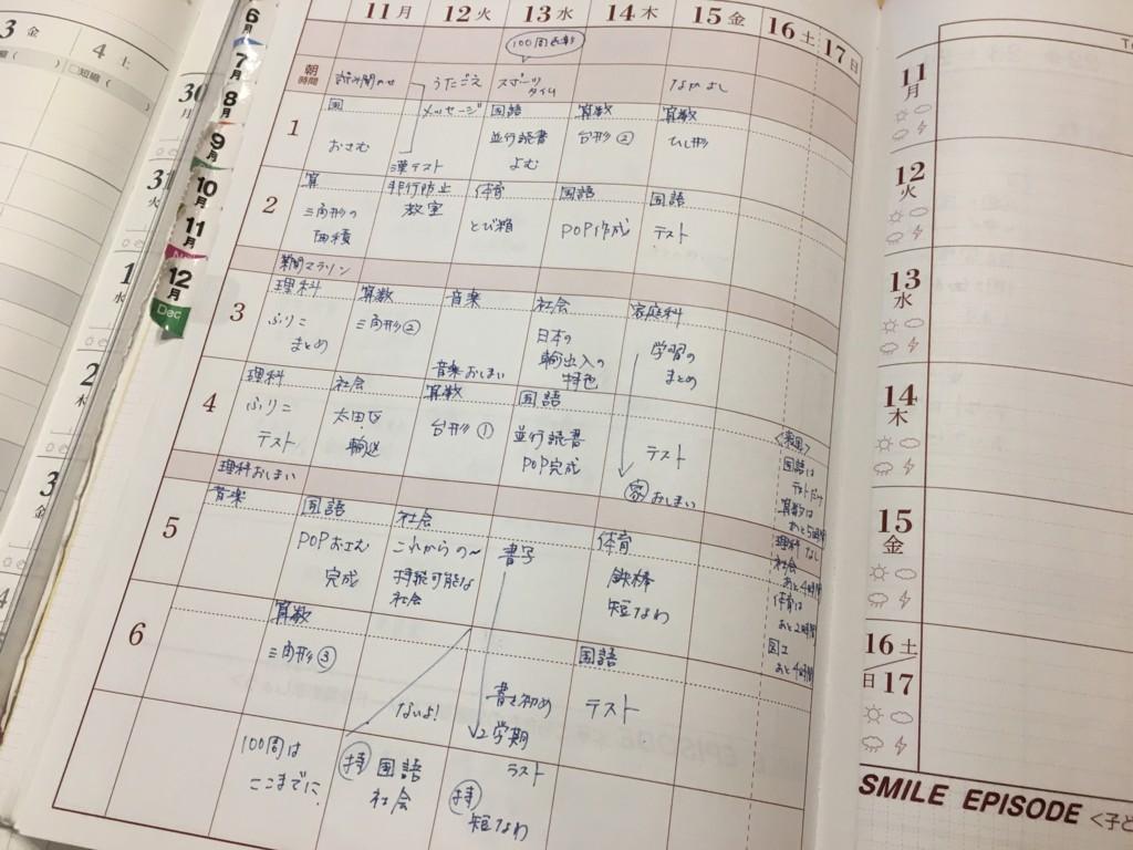 教務手帳はやっぱりスクールプラ...