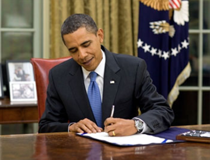 オバマ大統領ボールペン