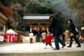 京都新聞写真コンテスト 初詣一苦労