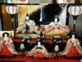 平成の雛人形