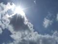 [フリーフォト][風景][青空][空][ブルー]