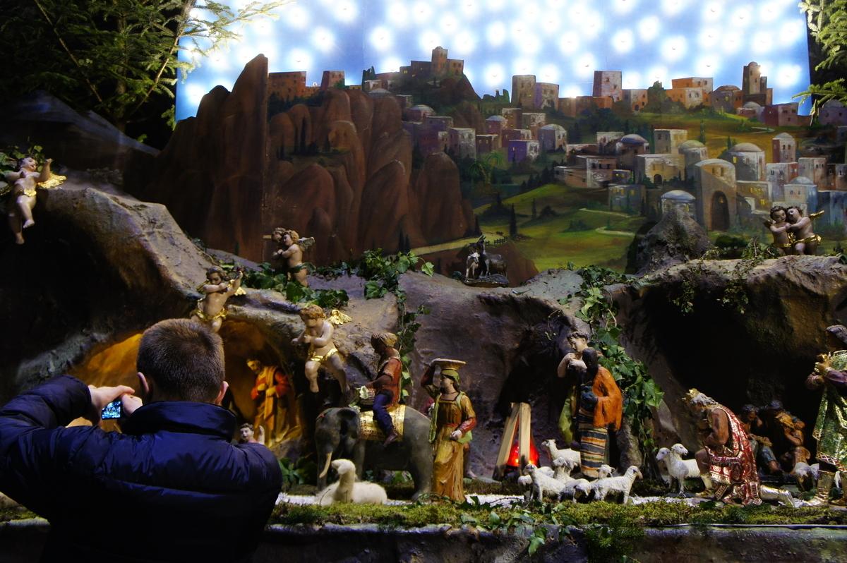 ザグレブ大聖堂 クリスマス