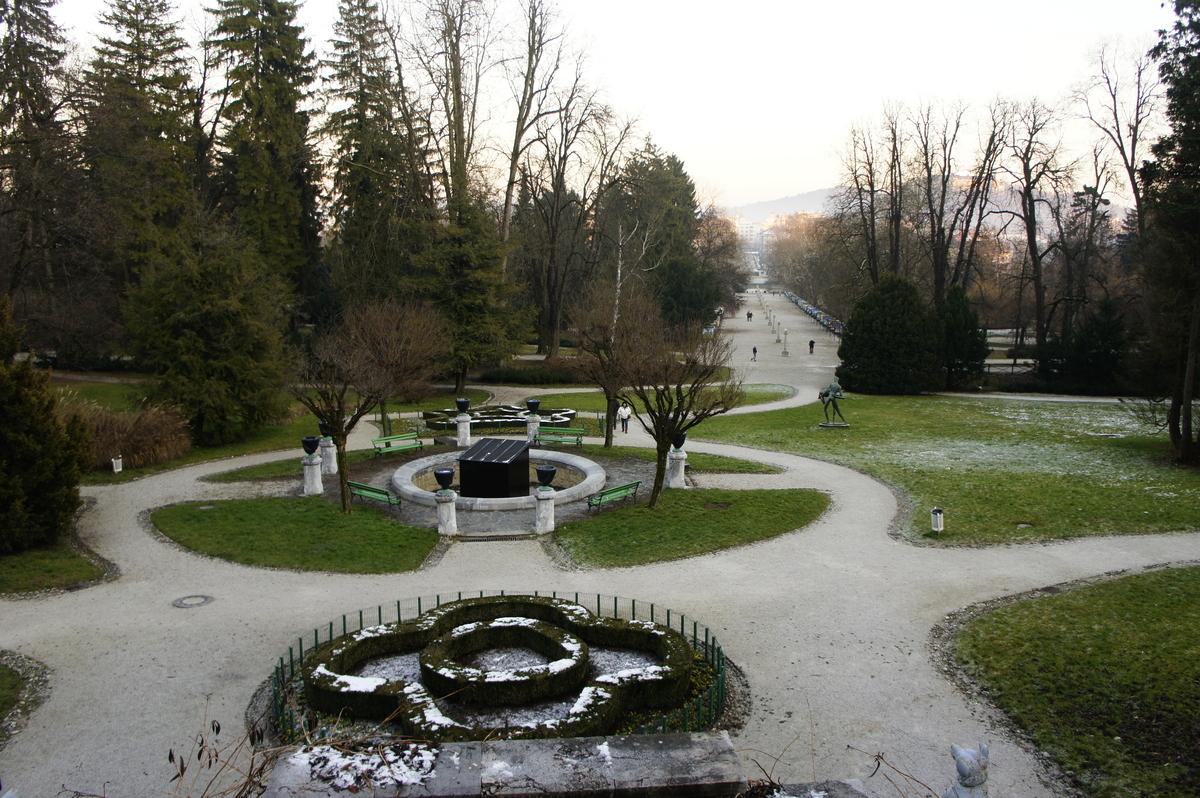 リュブリャナティヴォリ公園
