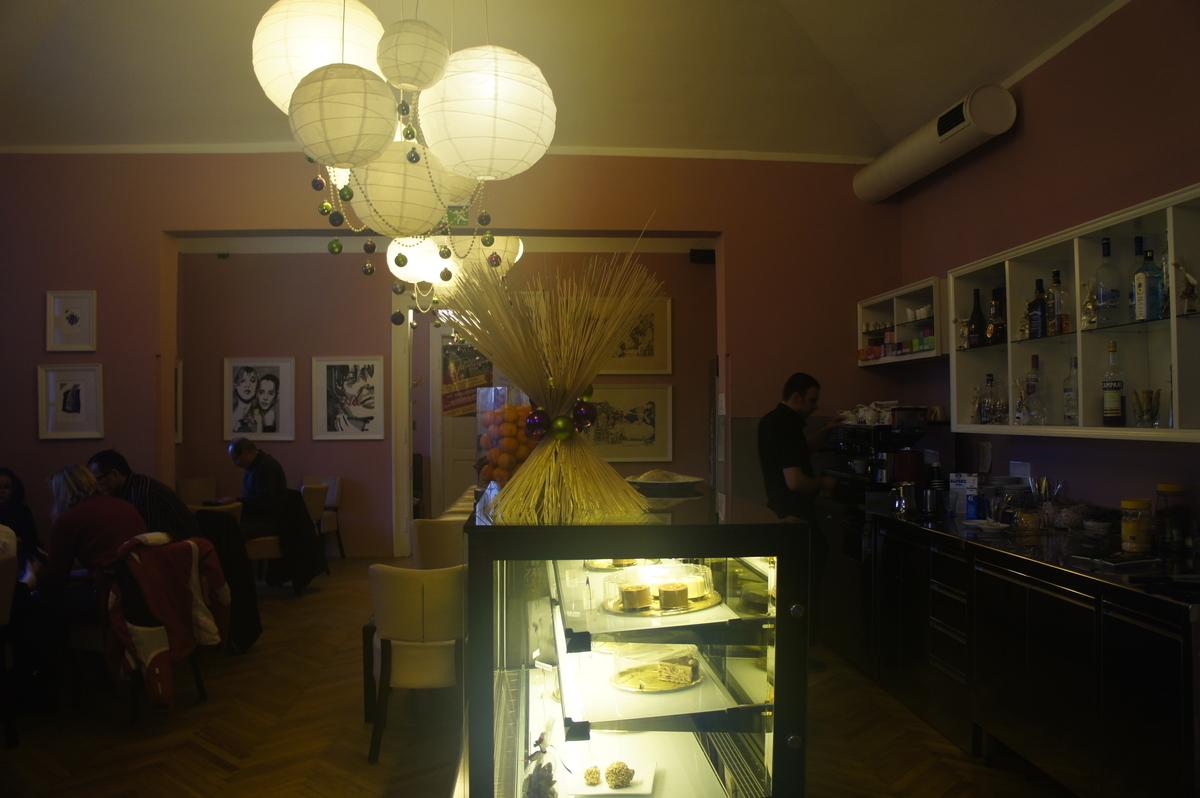 リュブリャナティヴォリ カフェ