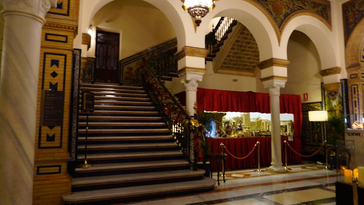 ホテル アルフォンソXIII