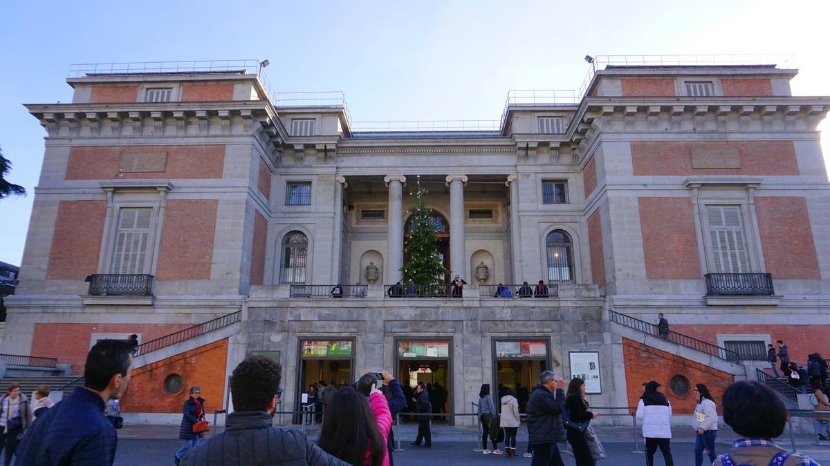 プラド美術館 スペイン マドリッド