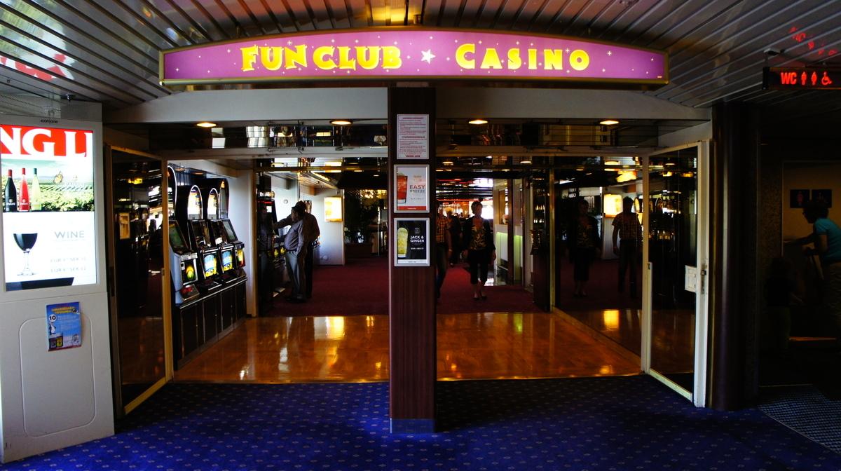ヴァイキングライン カジノ
