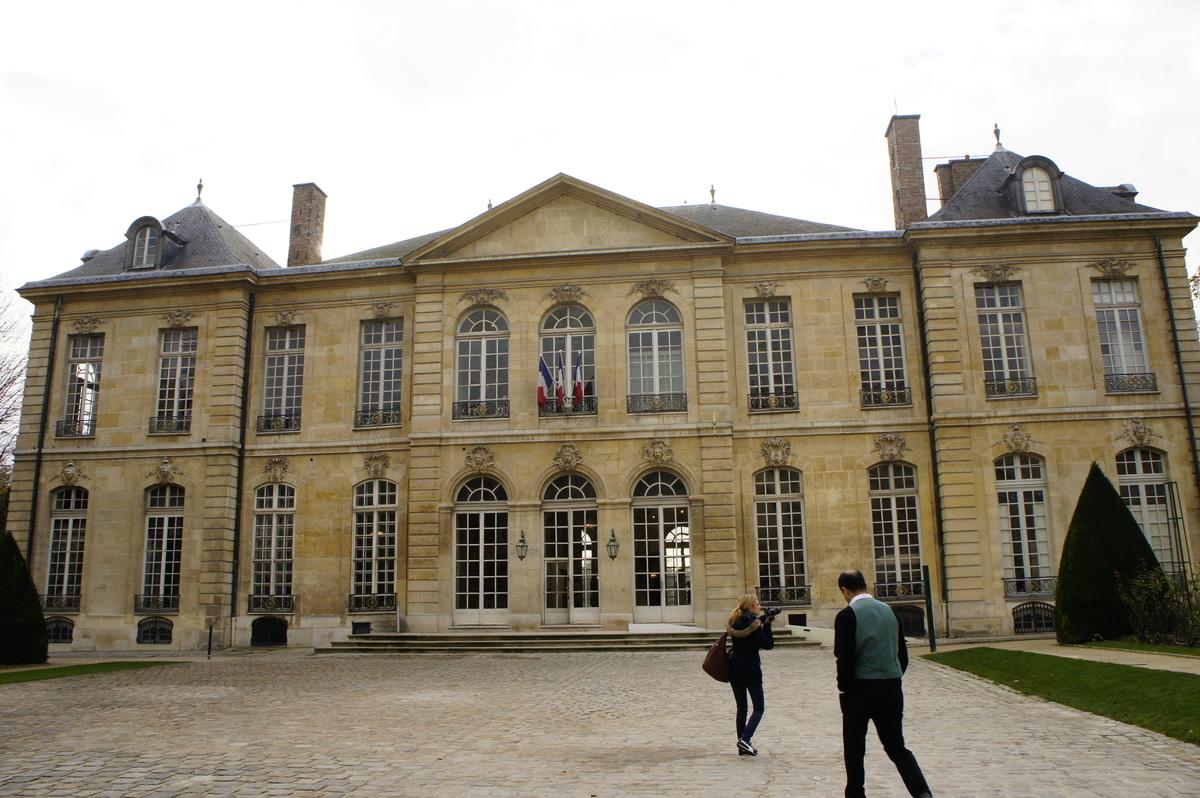ロダン美術館 パリ