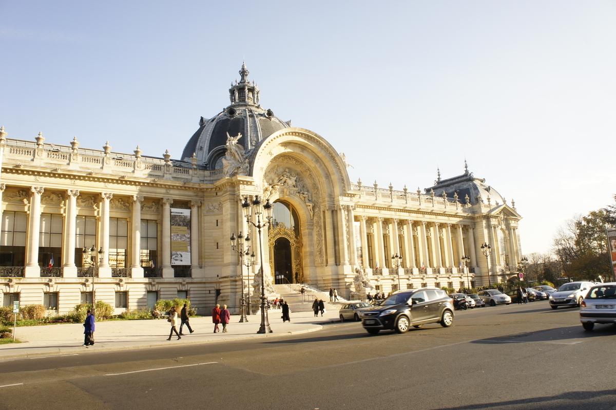 プティ・パレ美術館 パリ