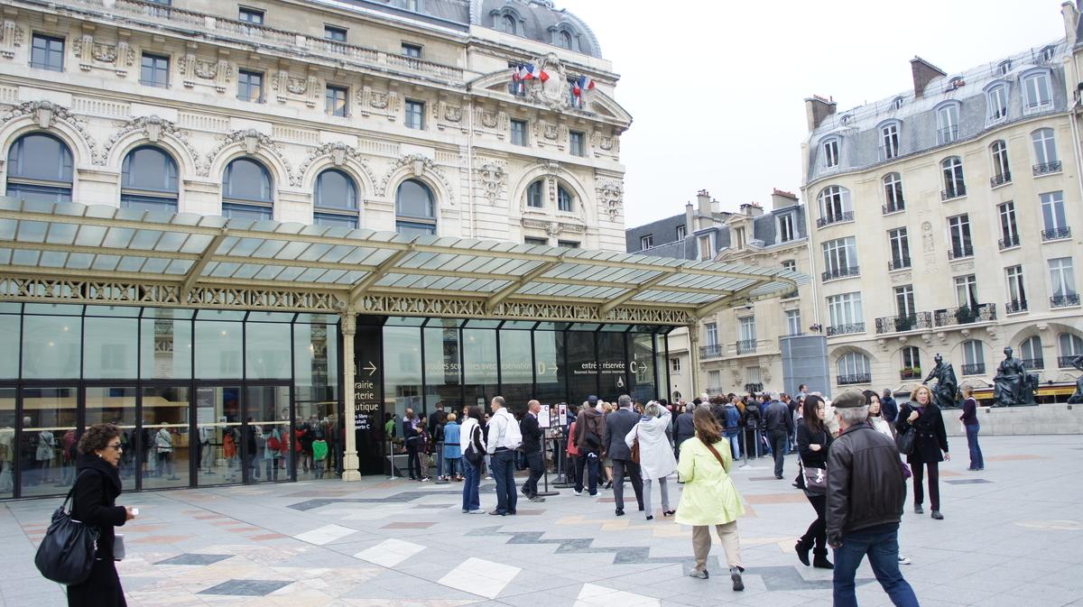 オルセー美術館 パリ
