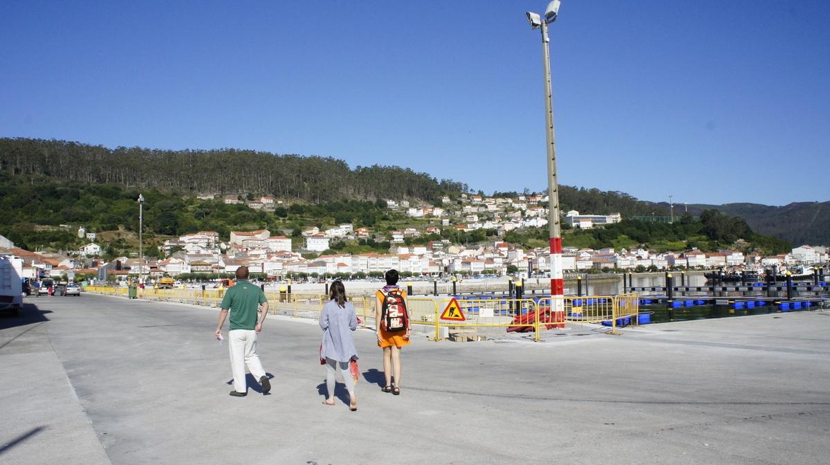 フィニステレ スペイン