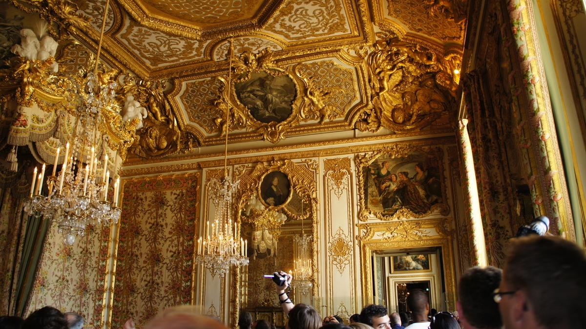ヴェルサイユ宮殿 王妃の大居室