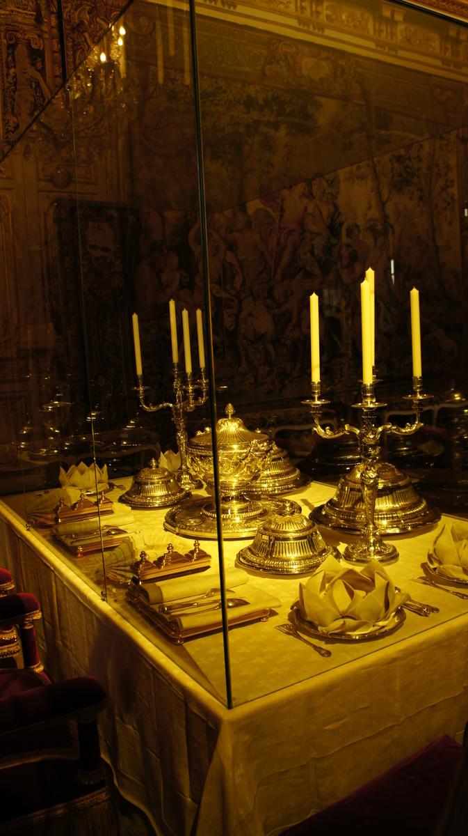 ヴェルサイユ宮殿 グラン・クヴェールの控えの間