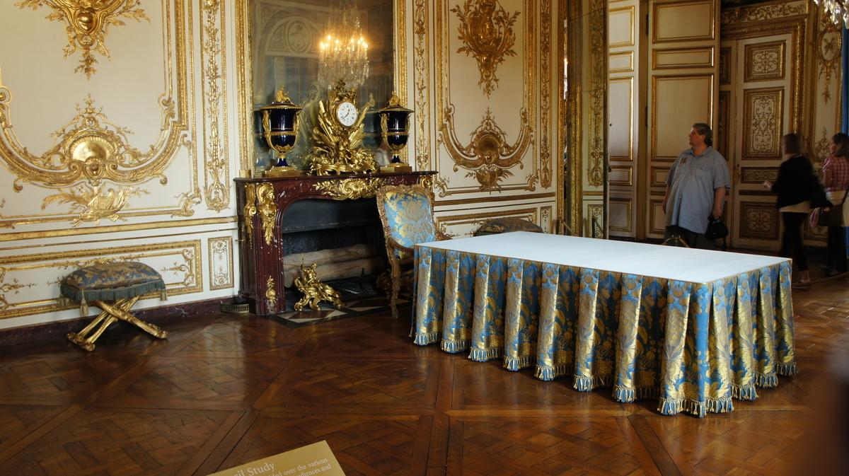 ヴェルサイユ宮殿 閣議の間