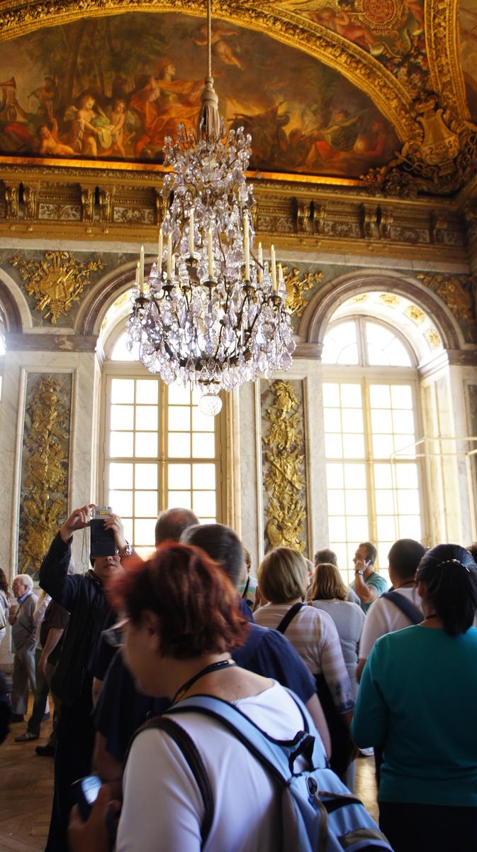 ヴェルサイユ宮殿 平和の間