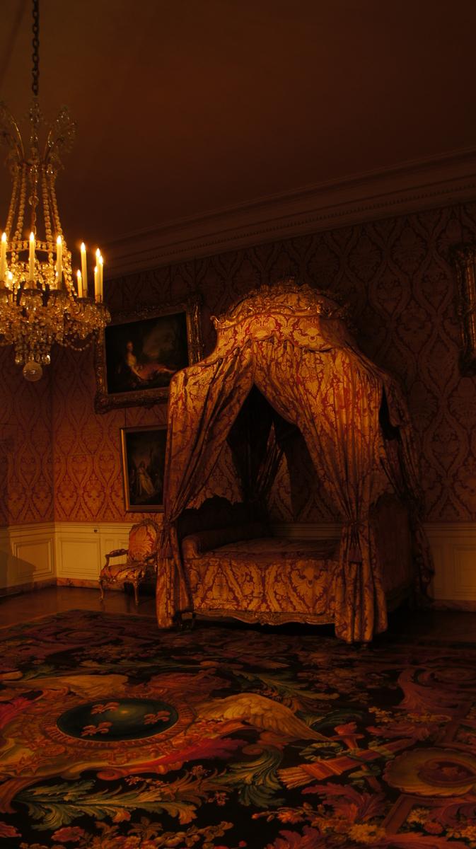 ヴェルサイユ ヴィクトワール王女の居室