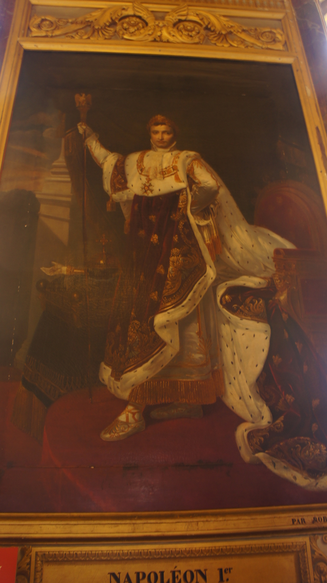 ナポレオン肖像画 ヴェルサイユ