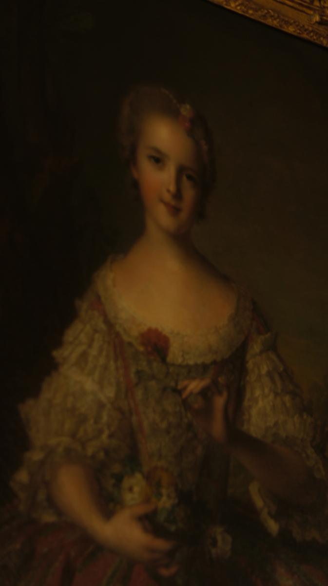 ルイーズ・エリザベート・ド・フランス ヴェルサイユ