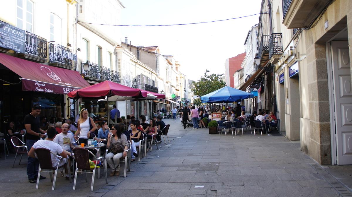 モンフォルテ・デ・レモス スペイン