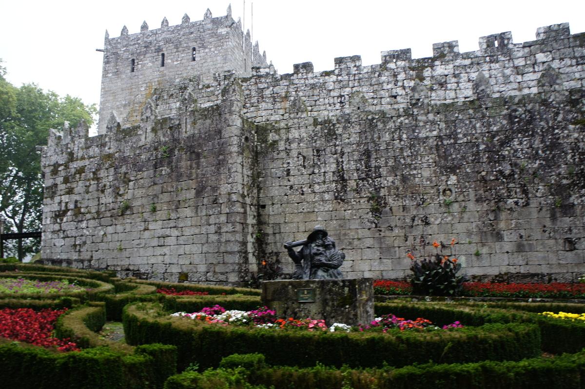 Castelo de Soutomaior(ソウトマイオール城) ポンテベドラ