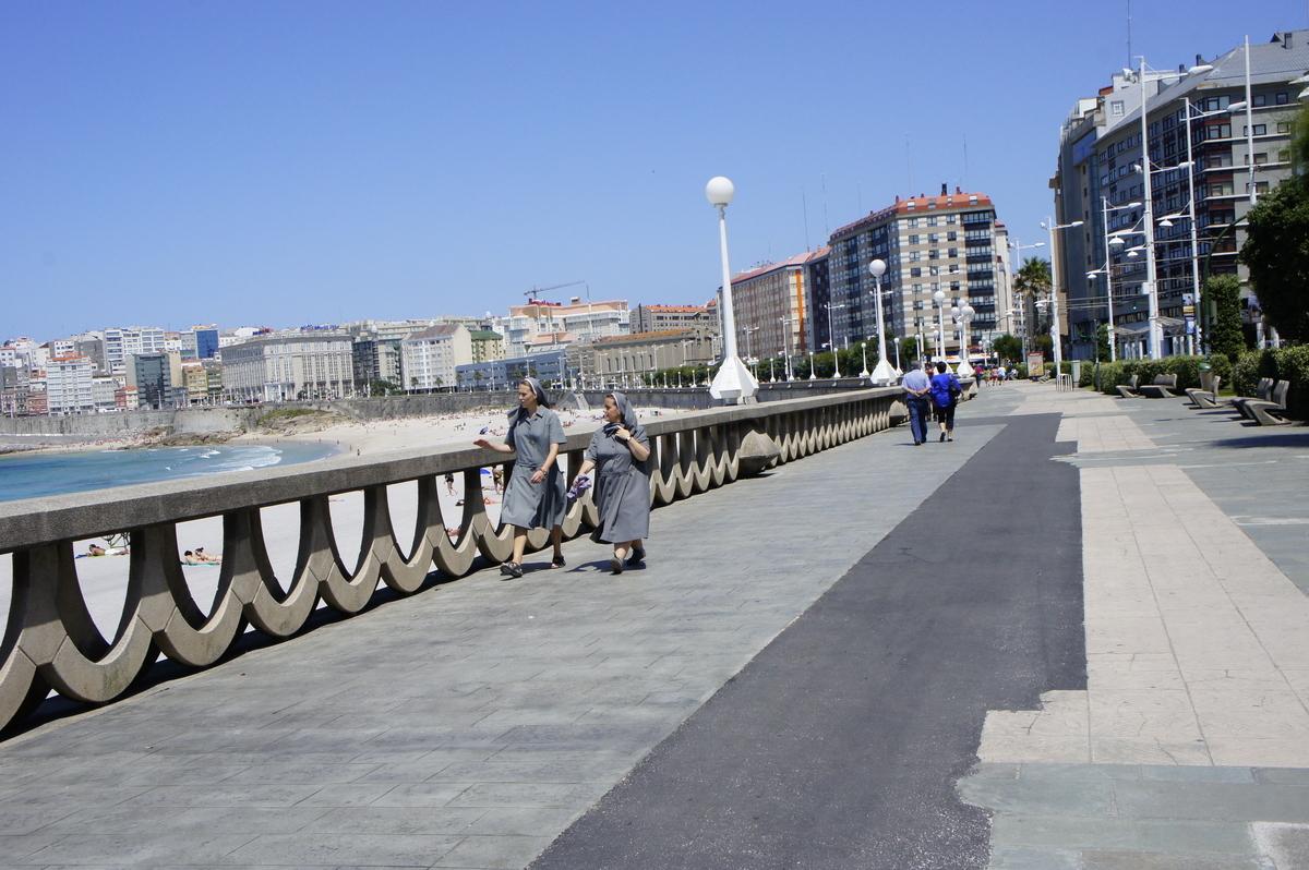 ア・コルーニャ スペイン ガリシア