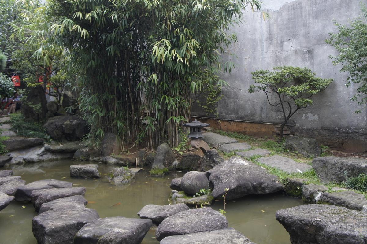 リベルダージ 日本庭園 サンパウロ