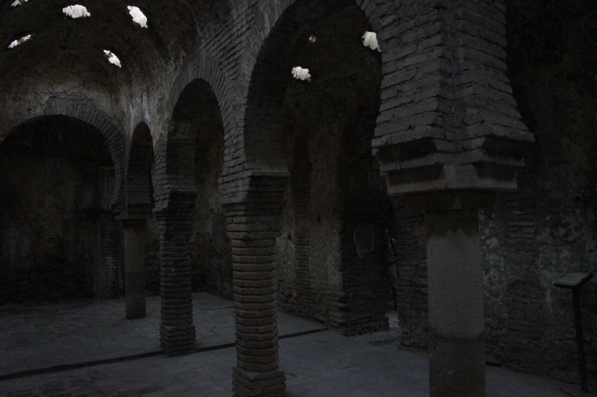 アラブ式浴場 ロンダ スペイン